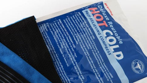 Hot Cold Ice Packs, Walkley Chiropractic Group, Bunbury, Western Australia