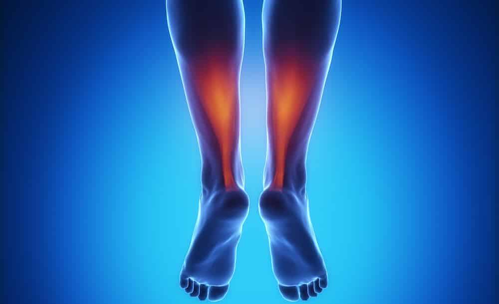 Ankle Pain, Leg Pain, Achilles Tendonitis, Walkley Chiropractic Group, Bunbury Chiropractor, Chiropractor Bunbury