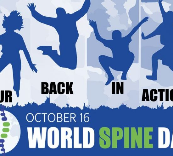 World Spine Day, Walkley Chiropractic Group, Bunbury Chiropractor, Chiropractor Bunbury
